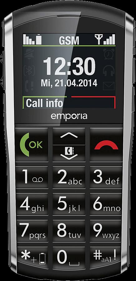 Senior Phone Emporia PURE